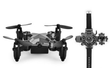 review drone