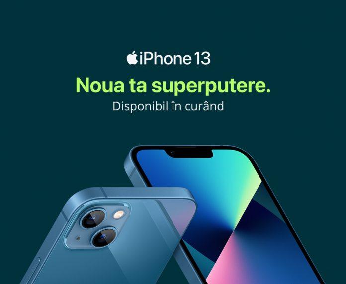 lansare iPhone 13